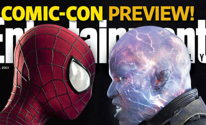 Amazing Spider-Man 2: See Jamie Foxx as Electro!