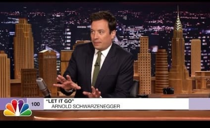 "Arnold Schwarzenegger Sort of Covers ""Let It Go,"" Ruins Frozen Forever"
