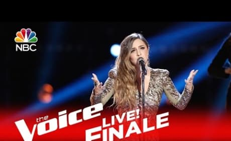"Alisan Porter ""Somewhere"" Performance: Did it Clinch The Voice Title?"