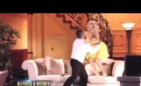 Alfonso Ribeiro - Dancing with the Stars CARLTON DANCE
