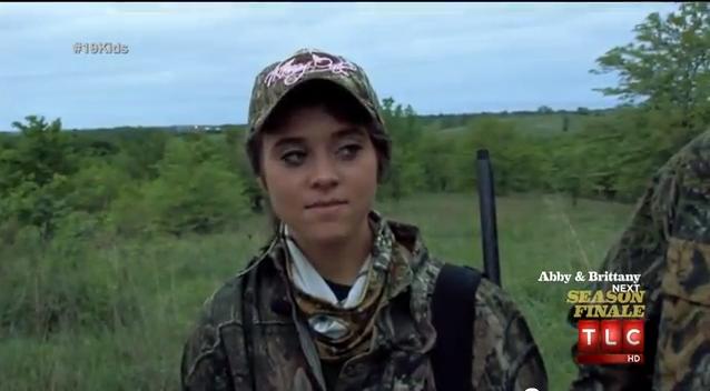 Jinger duggar hunting