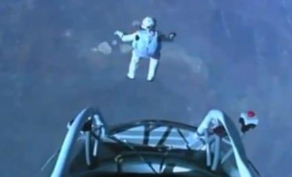 Felix Baumgartner Space Jump: Daredevil Completes 128,000-Foot Free Fall Skydive