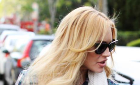 Lindsay Lohan Runs Afoul of the Law Again