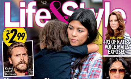 Kourtney Kardashian to Scott Disick: Say Goodbye to Your Kids!