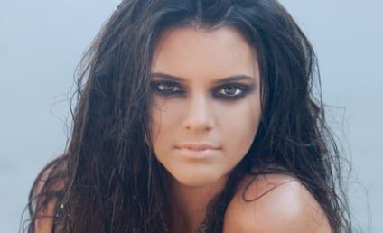 Kendall Jenner: Haute for Marc Clarke