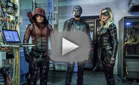 Arrow Season 4 Episode 12 Recap: A Daddy Issue