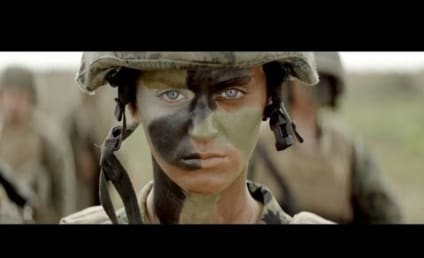 """Katy Perry """"Part of Me"""" Music Video: The Few, The Proud"""
