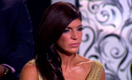 Teresa Giudice: Downing Shots One Week Before Prison!