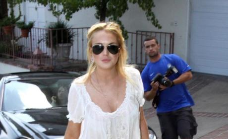 Will Lindsay Lohan Avoid Jail in Theft Case?