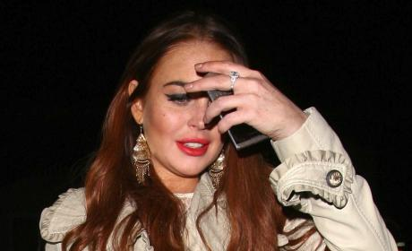 Lindsay Lohan: Off the Hook in Burglary Case as Witnesses Refuse to Come Forward!