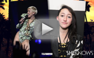 Miley Cyrus, Noah Cyrus Hit Da Club