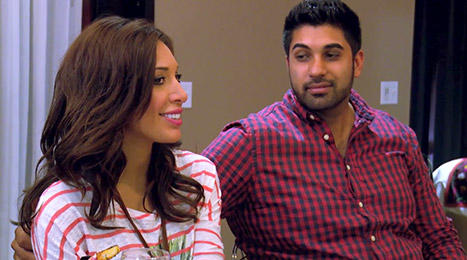 Simon Saran and Farrah Abraham Picture