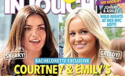Courtney Robertson Nude Photo Scandal, Plastic Surgery Alleged By Tabloid