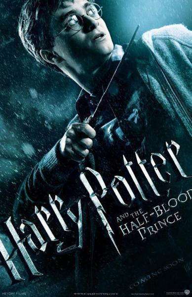 Half-Blood Prince Poster