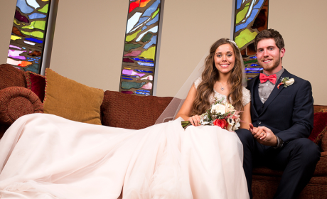 Jessa Duggar and Ben Seewald: MARRIED!