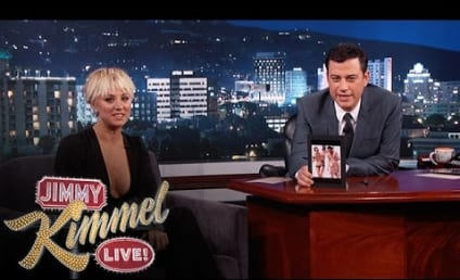 Kaley Cuoco Talks Nude Photo Leak: What Are Ya Gonna Do?