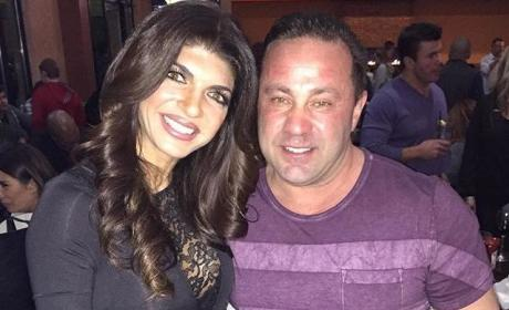 Joe Giudice Reports to Prison, Gets Snubbed By Bravo