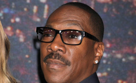 Eddie Murphy at SNL 40
