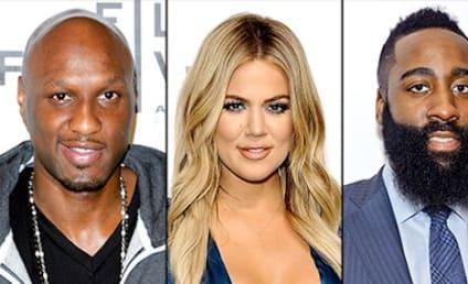 Khloe Kardashian Pregnant; Lamar Odom LIVID That James Harden is the Father?!