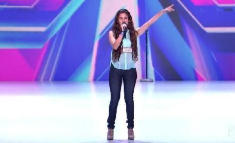 Lauren Jauregui Excels on The X Factor