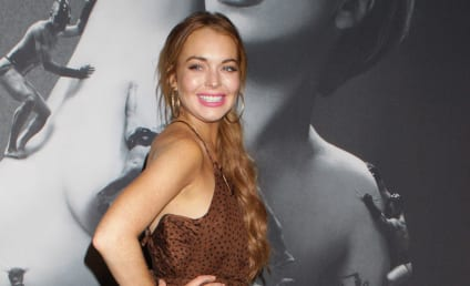 Lindsay Lohan Hospitalized for Lung Infection
