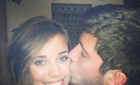Jessa Duggar and Ben Seewald Celebrate One-Month Anniversary on Instagram!