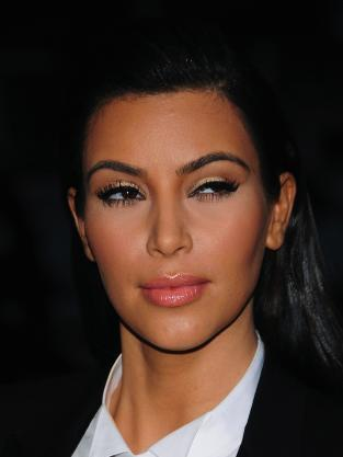 Kim Kardashian, Stink Eye