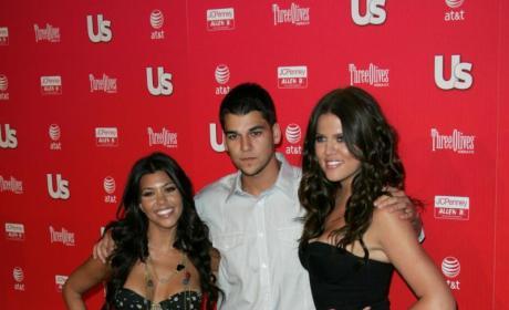 Kourtney Kardashian Kounts Down to Reality Show Premiere