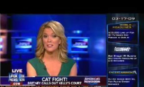 Fox News to Britney Spears: Bring It!