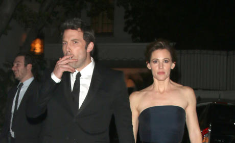 Ben Affleck & Jennifer Garner: Did Matt Damon Drive Them Apart?!
