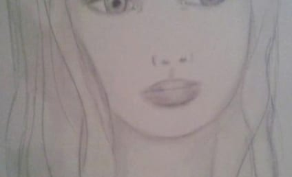 Amanda Bynes Returns to Twitter, Shares Self Portrait