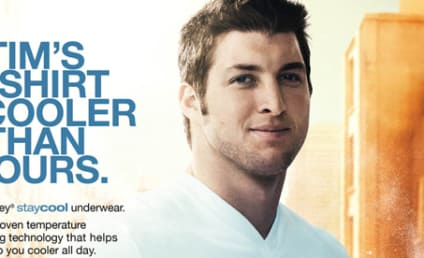Tim Tebow: Still Starting for Jockey!
