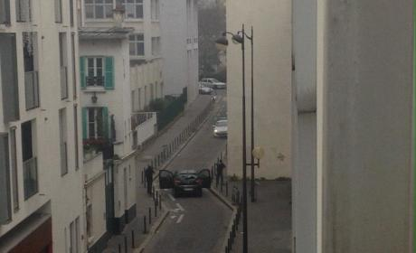 Terrorist Attack at French Magazine Office Leaves 12 Dead