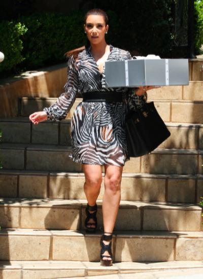 Kim Kardashian Box