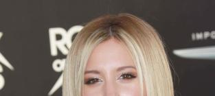 Ashley Tisdale Books Surprising Sons of Anarchy Role