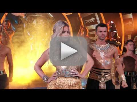 Kim zolciak bombs on dancing with the star consider quitting wat