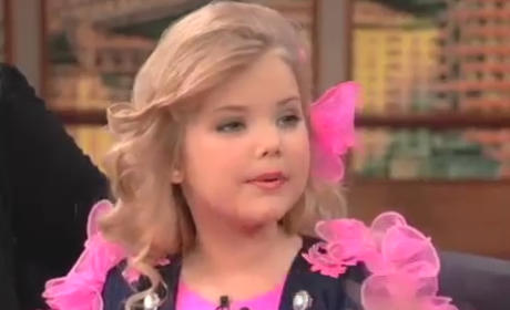 "Toddlers & Tiaras Manager Quits, Cites ""Stage Monster"" Moms Ruining Kids' Lives"