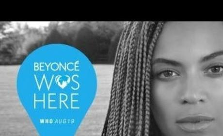 """Beyonce Performs """"I Was Here"""" on World Humanitarian Day"""