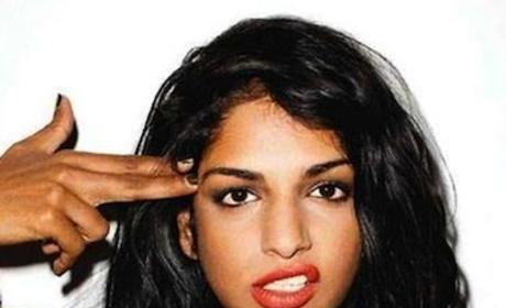 M.I.A. Restraining Order: Rapper Banned From Leaving Brooklyn With Son
