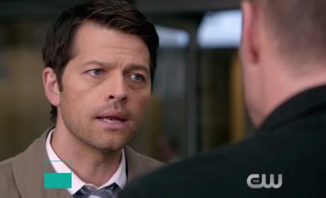 Supernatural Season 10 Episode 20 Teaser: How Far Will Castiel Go?