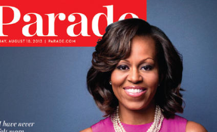 Michelle Obama Covers Parade, Gets Rid of Bangs