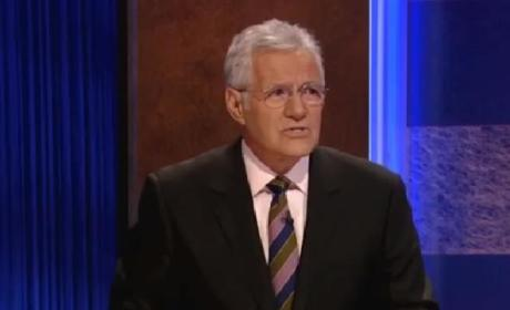Alex Trebek is Insane, Conan O'Brien Claims