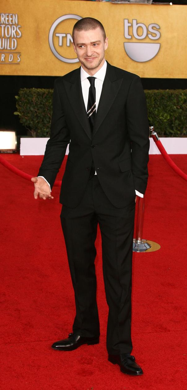 Timberlake at SAG Awards