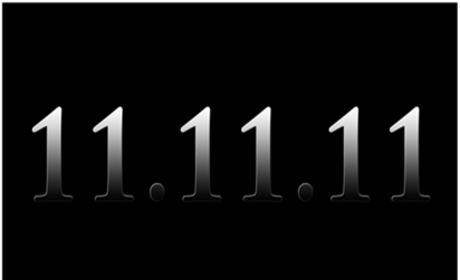 11/11/11: What It All Means...