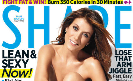 Kate Walsh is a Hollywood Pinup