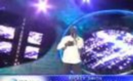 Rickey Smith on American Idol