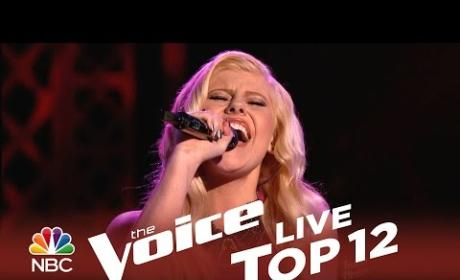 Jessie Pitts - Don't You Worry Child (The Voice Top 12)
