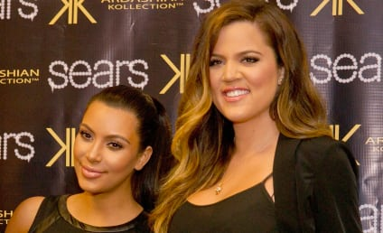 "Khloe Kardashian Labels Kim Kardashian Weight Critics ""True Scum"""
