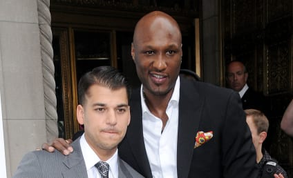 Rob Kardashian: Did He Know About Lamar Odom Drug Use?