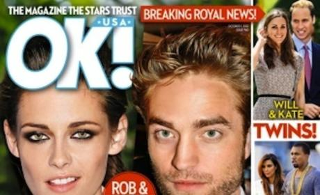 Kristen Stewart and Robert Pattinson: Moving in Right Direction!